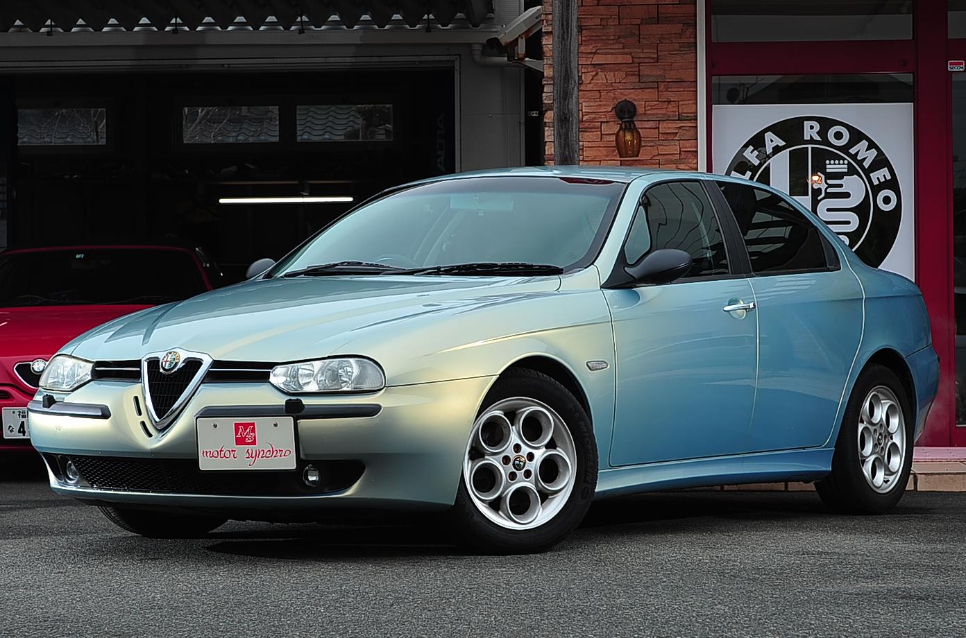 アルファロメオ 156 2.5 V6