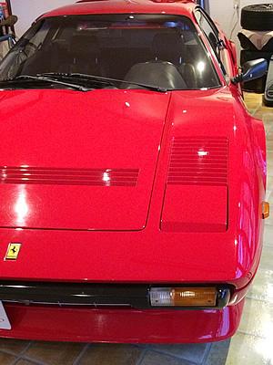 フェラーリ308GTBクワトロヴァルボーレ